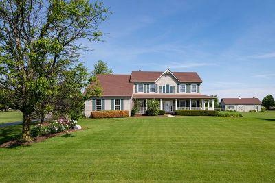 Oswego Single Family Home For Sale: 6285 Southfield Lane