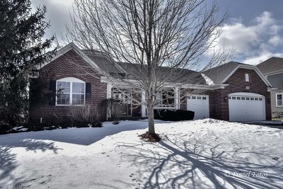 Wauconda Single Family Home For Sale: 2268 Clearbrook Court