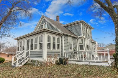 Homewood Single Family Home For Sale: 17911 Harwood Avenue