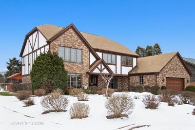 Buffalo Grove Single Family Home For Sale: 840 Wedgewood Court