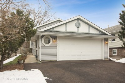 Lake Zurich Single Family Home For Sale: 21356 West Highland Drive