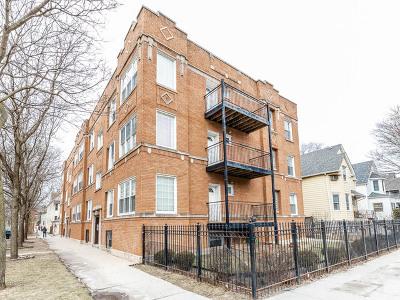 Condo/Townhouse For Sale: 3400 West Sunnyside Avenue #2
