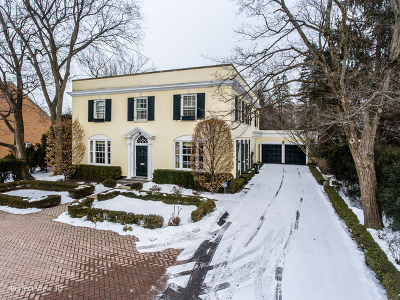 Lake Forest Single Family Home For Sale: 461 North Green Bay Road