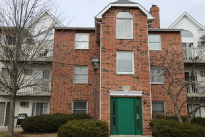 Lake In The Hills Condo/Townhouse For Sale: 1382 Cunat Court #2A