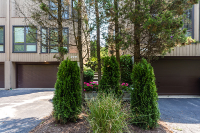 Evanston Condo/Townhouse Price Change: 2211 Dodge Avenue