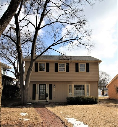St. Charles Single Family Home For Sale: 1318 South 3rd Street