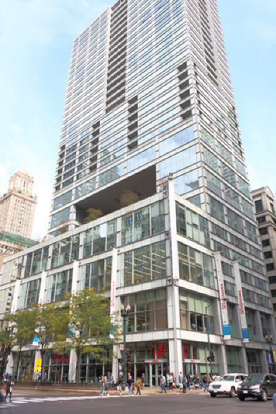 Condo/Townhouse For Sale: 8 East Randolph Street #2308