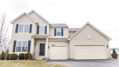Aurora Single Family Home For Sale: 3618 Fletcher Lane