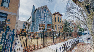 Multi Family Home For Sale: 1121 West Wolfram Street