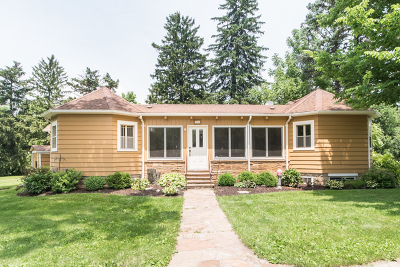 Sycamore Single Family Home For Sale: 2290 Coltonville Road