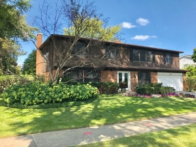 Deerfield Single Family Home New: 1356 Rosewood Avenue