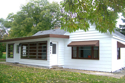 Lake Zurich Single Family Home For Sale: 595+545 South Buesching Road