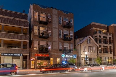 Condo/Townhouse For Sale: 1452 West Fullerton Avenue #4