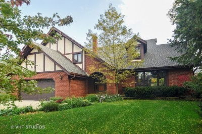 Hoffman Estates Single Family Home For Sale: 3505 Wilshire Drive