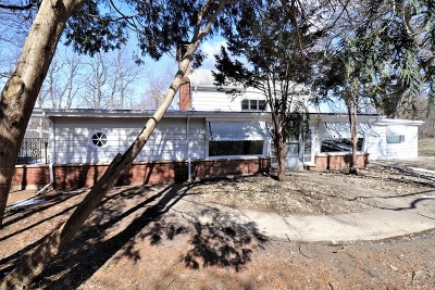 Fox River Grove Single Family Home For Sale: 300 Opatrny Dr.