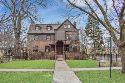 Oak Park Single Family Home For Sale: 333 North Euclid Avenue