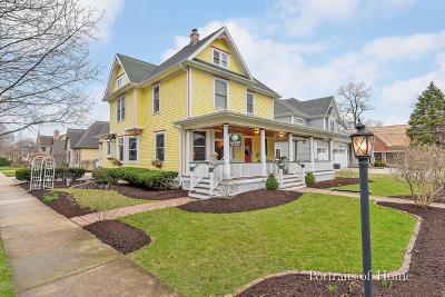 Naperville IL Single Family Home For Sale: $1,100,000