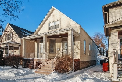Oak Park Multi Family Home For Sale: 1157 South Euclid Avenue