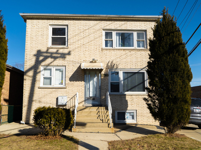 Elmwood Park Multi Family Home For Sale: 2505 North 75th Avenue