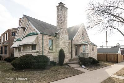 Single Family Home Price Change: 1656 North Natoma Avenue