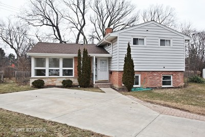 Wilmette Single Family Home For Sale: 3036 Barclay Lane