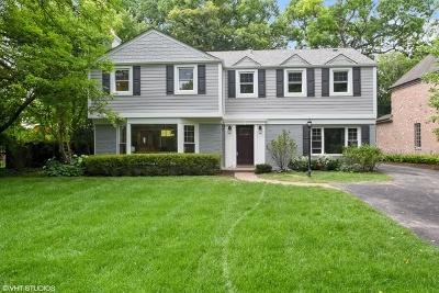 Highland Park Single Family Home For Sale: 436 Hazel Avenue