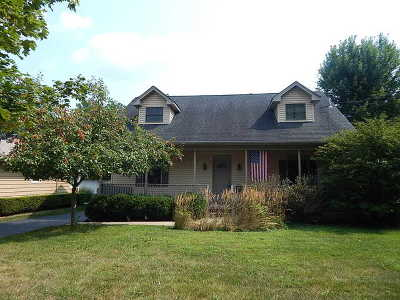 Algonquin  Single Family Home For Sale: 23 Willow Street