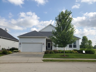 Joliet Single Family Home For Sale: 3016 Sanctuary Lane