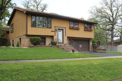 Oak Forest Single Family Home For Sale: 16147 Lockwood Avenue