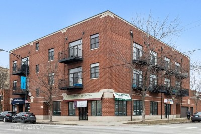 Condo/Townhouse Contingent: 2934 West Montrose Avenue #301