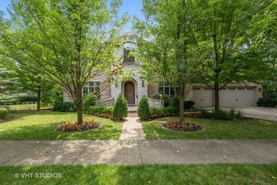 Highland Park Single Family Home For Sale: 1760 Balsam Road