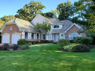 Lake Forest Single Family Home For Sale: 1701 Harvard Court