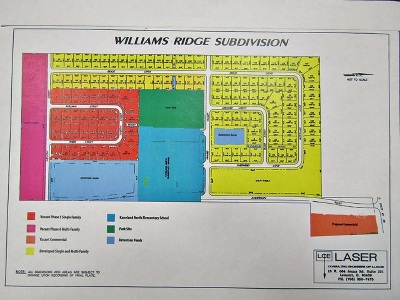 Kane County Residential Lots & Land For Sale: Willow Street