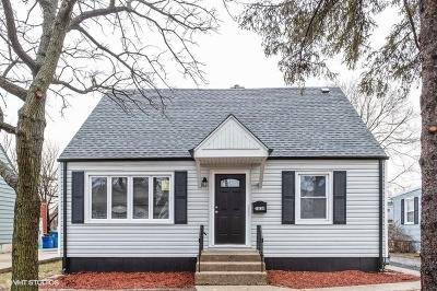 Elmhurst Single Family Home For Sale: 1030 South Saylor Avenue