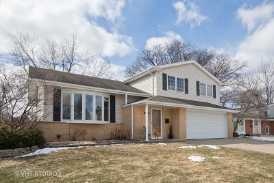 Arlington Heights Single Family Home For Sale: 1711 South Milbrook Lane