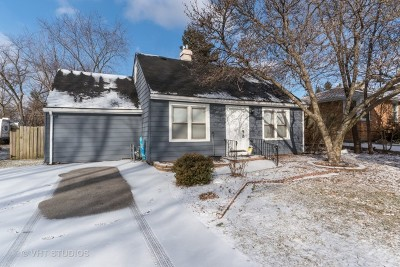 Lombard Single Family Home Contingent: 1148 South Fairfield Avenue