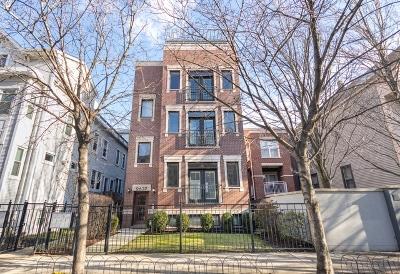 Condo/Townhouse For Sale: 2637 North Southport Avenue #2