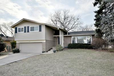 Elmhurst Single Family Home Price Change: 638 South Edgewood Avenue