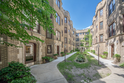 Chicago Condo/Townhouse Re-Activated: 1232 West Jarvis Avenue #1N