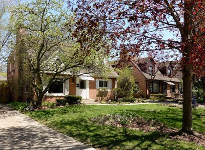 Lincolnwood Single Family Home Price Change: 6717 North Trumbull Avenue