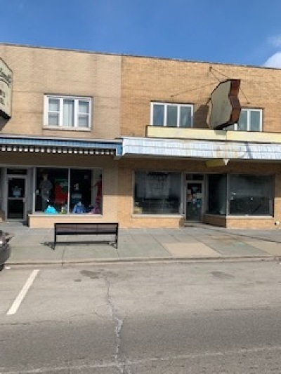 Lansing Commercial For Sale: 3336 Ridge Road
