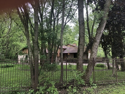 Mc Henry County Single Family Home For Sale: 4114 South Ridgeway Road