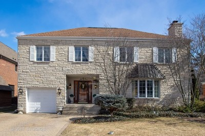 Lincolnwood Single Family Home For Sale: 6627 North Keating Avenue