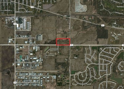 Frankfort Residential Lots & Land For Sale: 8779 West Laraway Road