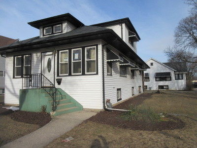 Melrose Park Single Family Home For Sale: 1403 North 18th Avenue