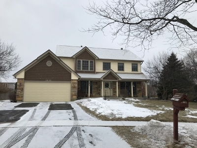 Crystal Lake Single Family Home For Sale: 1632 Durham Court