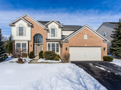 Algonquin  Single Family Home For Sale: 4020 Georgetown Circle