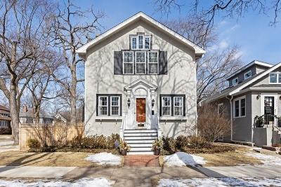 Evanston Single Family Home Contingent: 2627 Thayer Street