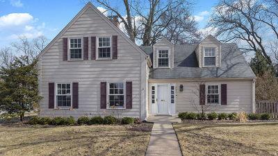 Evanston Single Family Home For Sale: 2625 Hurd Avenue