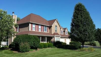 Batavia Single Family Home For Sale: 2s898 Volintine Farm Road